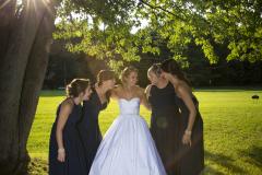 cortege-filles-honneur-mariage-mariage-photo